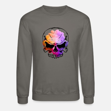 Colors A Colorful Death - Unisex Crewneck Sweatshirt