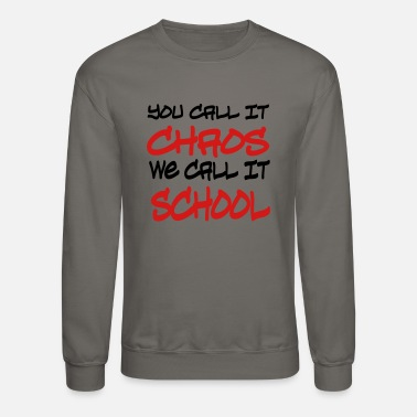 Back To School school - Crewneck Sweatshirt