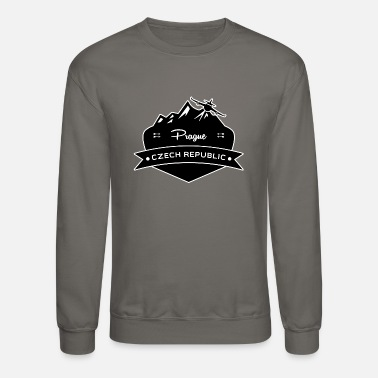 Prague Prague Czech Republic - Crewneck Sweatshirt