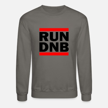 Mackie DnB Drum and Bass Shirt Rave DJ Electronic Music - Unisex Crewneck Sweatshirt