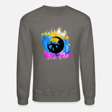 Moon Sailor - Crewneck Sweatshirt