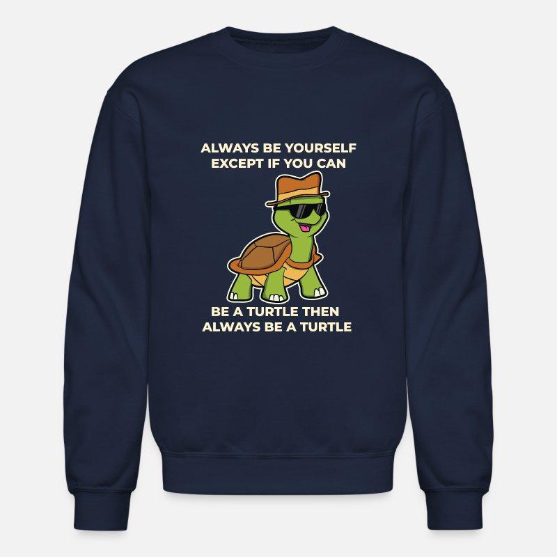 Turtle Funny Dabbing Dab Tortoise Gildan Hoodie Sweatshirt