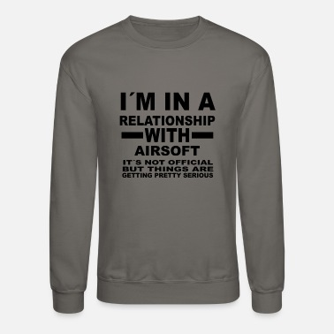Airsoft relationship with AIRSOFT - Crewneck Sweatshirt