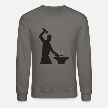 Iron Worker Iron Worker - Crewneck Sweatshirt