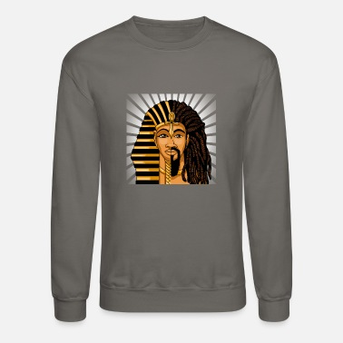 Black History Month African King - Black History Month - Crewneck Sweatshirt
