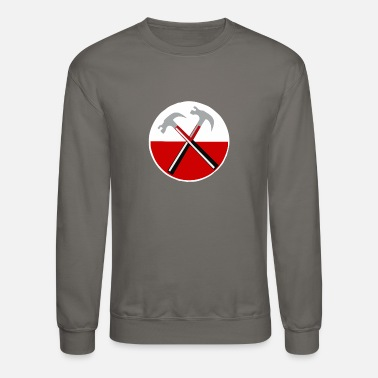 Wall Pink Floyd The Wall Hammers - Unisex Crewneck Sweatshirt