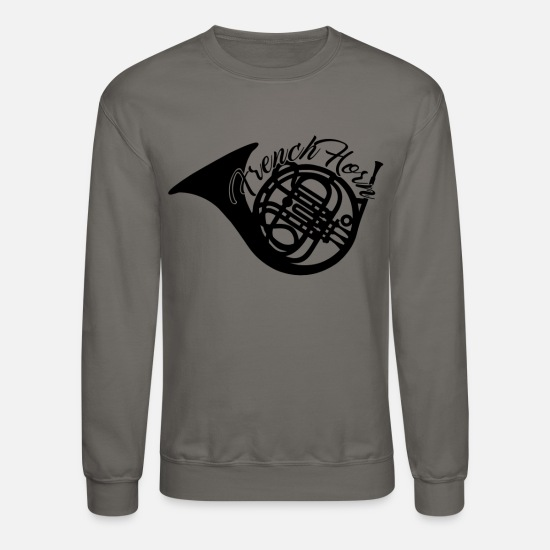 d73650ee397c8 French Horn Shirt - French Horn T shirt Unisex Crewneck Sweatshirt ...
