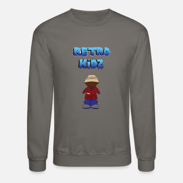 Kidz New Retro Kidz Back - Crewneck Sweatshirt