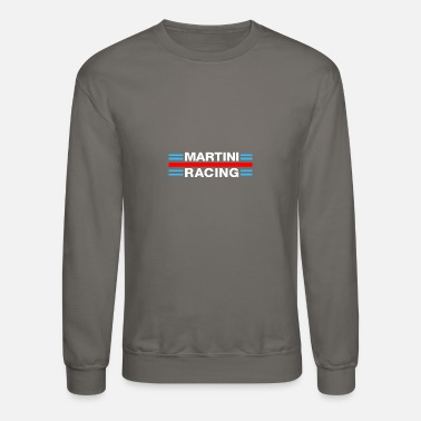 Martini Martini Racing White - Crewneck Sweatshirt