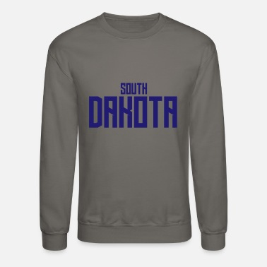 South Dakota South Dakota - Crewneck Sweatshirt