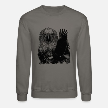 Majesty Majesty Eagle - Majesty Eagle - Unisex Crewneck Sweatshirt