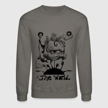 The World Tarot - Crewneck Sweatshirt