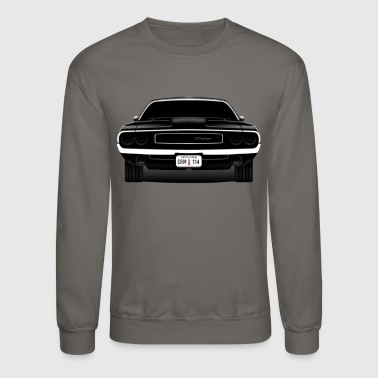 MUSCLE CAR tee shirts - Crewneck Sweatshirt