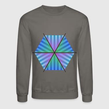 Hexagon of Eternality - Crewneck Sweatshirt