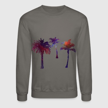 Galaxy tree - Crewneck Sweatshirt