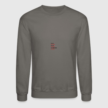 No job - Crewneck Sweatshirt