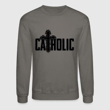 Catholic Shirt - Catholic T shirt - Crewneck Sweatshirt