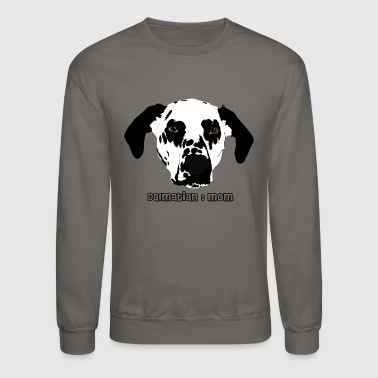 Dalmatian Mom - Crewneck Sweatshirt