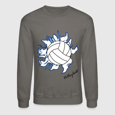 Volley ball - Crewneck Sweatshirt