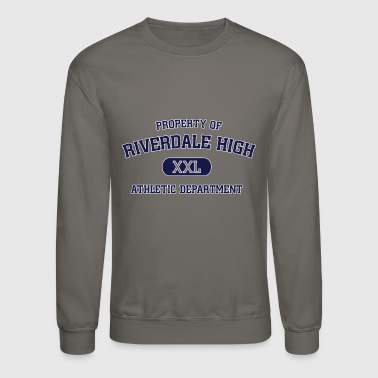 Property Riverdale - Property Of Riverdale High - Crewneck Sweatshirt