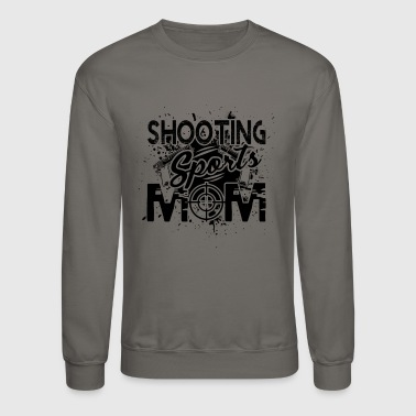 Shooting Sport Mom Shirt - Crewneck Sweatshirt