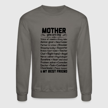 Mothers Day Mother Day Mother Shirt - Crewneck Sweatshirt