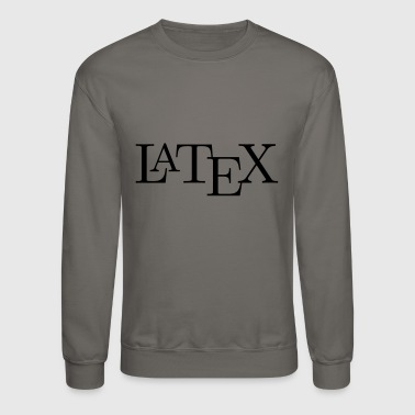 LaTeX logo - Crewneck Sweatshirt
