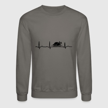 GIFT - ECG CHICKEN ROAST BLACK - Crewneck Sweatshirt