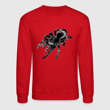 Tarantula - Original Drawing - Crewneck Sweatshirt