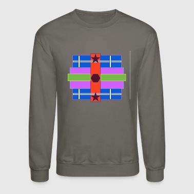 Shapes - Crewneck Sweatshirt
