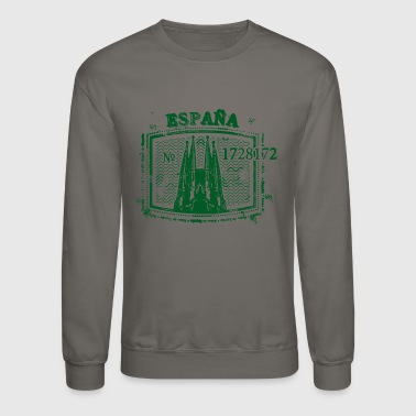 spain - Crewneck Sweatshirt