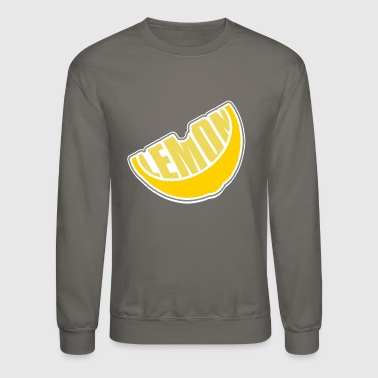 Lemon - Crewneck Sweatshirt