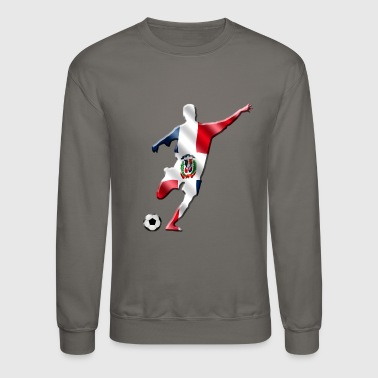 Dominican Republic Dominican Republic - Crewneck Sweatshirt