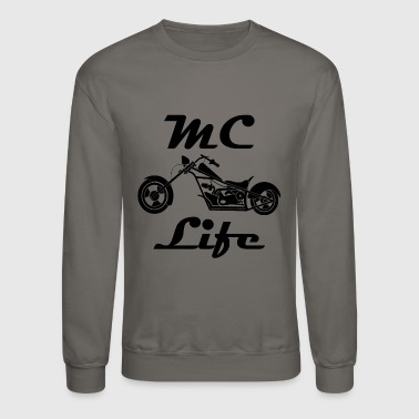 MC Life - Crewneck Sweatshirt