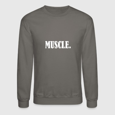 muscle - Crewneck Sweatshirt