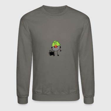 Lawyer Avocado Lawyer - Crewneck Sweatshirt