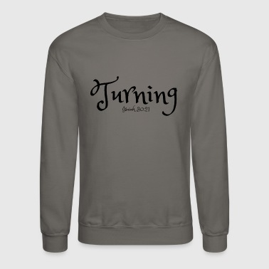 Turning - Crewneck Sweatshirt