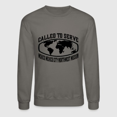 Mexico Mexico City Northwest Mission - LDS Mission - Crewneck Sweatshirt