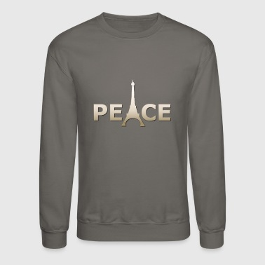 Peace Pray for Paris - Crewneck Sweatshirt