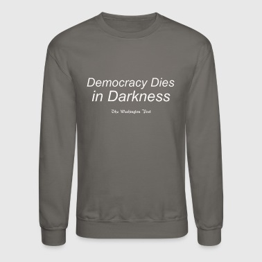 Democracy - Crewneck Sweatshirt