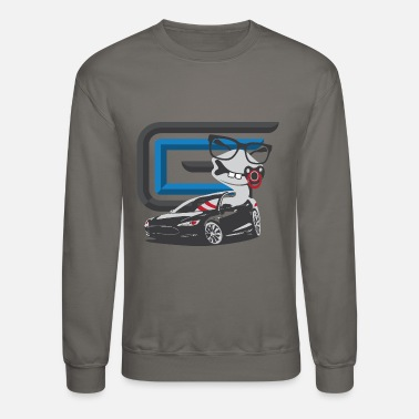 Guru Car Guru - Sock Baby - Crewneck Sweatshirt