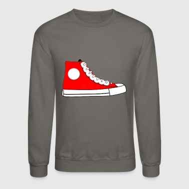 shoe - Crewneck Sweatshirt
