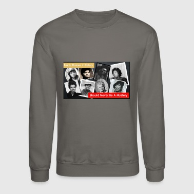 BW in history - Crewneck Sweatshirt