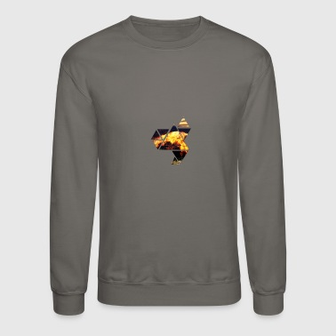 Abstract Abstract Phoenix - Crewneck Sweatshirt