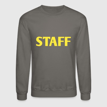 STAFF - Crewneck Sweatshirt