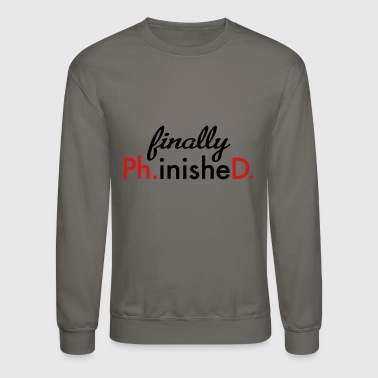 phd - Crewneck Sweatshirt