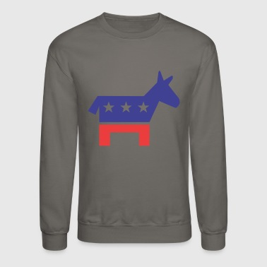 Democratic Party - Crewneck Sweatshirt