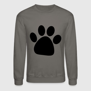 Dog paw - Crewneck Sweatshirt