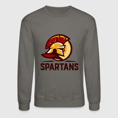 spartans - Crewneck Sweatshirt
