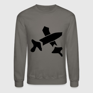 Black Swords - Crewneck Sweatshirt